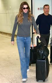 celebrity inspired to wear on a plane instyle com