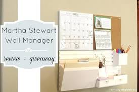 Martha Stewart Desk Accessories Martha Stewart Office Organizer Office Organizer Wall Manager