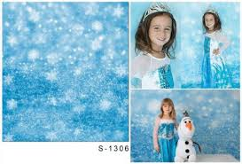 Paper Backdrops Only 25 00 Blue Blur Shiny Snowflake Photography Seamless Paper