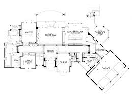 Modern House Designs Floor Plans Uk by Contemporary Luxury Villa Floor Plan House Design Plans Designs