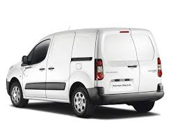 peugeot car van peugeot introduces all electric variant of the partner