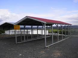 carports outdoor metal carports large metal garage buildings