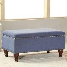 Bedroom Chest Bench Hpk5668npf1399 Homepop Fabric Storage Bench Bedroom Ottoman Linen