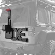 Rugged Ridge Tire Carrier Jeep Body Mounted Spare Tire Carriers U2014 Carid Com