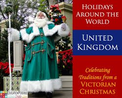 holidays around the world united kingdom