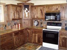 Rustic Birch Kitchen Rustic Kitchen Cabinets With Rustic Kitchen - Rustic kitchen cabinet