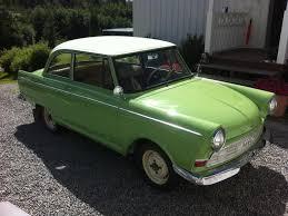 1961 renault dauphine sold classics