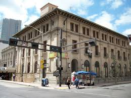 an architectural walking tour of beaux arts downtown miami