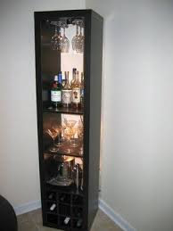 Ikea Bar Cabinet Best 25 Corner Liquor Cabinet Ideas On Pinterest Wine Station