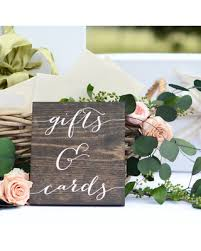 wedding gift signs here s a great price on gifts and cards sign wedding gift table