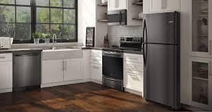 frigidaire black stainless steel collection lowe u0027s canada