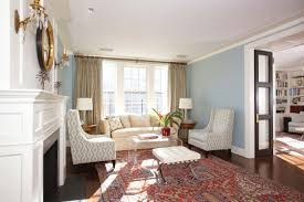 Light Blue Bedroom Love The by Great Transitional Living Room Pale Green Curtains Blue Walls