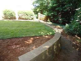 Garden Retaining Wall Blocks by Retaining Walls Block Aca Landscaping