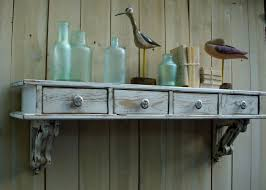 home decor wall shelves wooden wall shelf with drawers home design ideas
