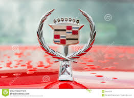 logo cadillac cadillac logo emblem of car editorial stock photo image 24641703