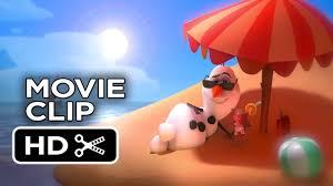 frozen movie clip olaf u0027s music video 2013 disney princess