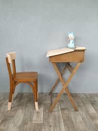 bureau enfant pliant bureau enfant pliant vintage pliant chaise par bureau of prisons