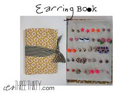 book of earrings it s three thirty book of earrings