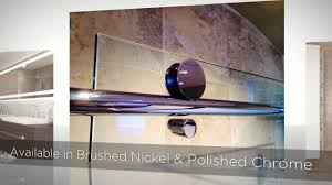 new roda vinesse shower door new top rolling heavy glass shower