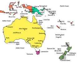 australia map of cities australia powerpoint map administrative districts capitals