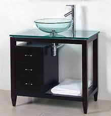 Bathroom Vanities With Bowl Sink Cabinet Vanity Sink Vessel Baños Pinterest Vanity