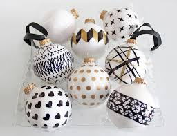 am dolce vita diy handpainted holiday ball ornaments diy ball