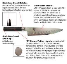 restaurant supply shun classic vegetable knife