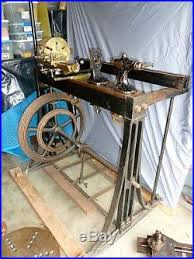 holtzapffel back geared ornamental turning lathe with lots of