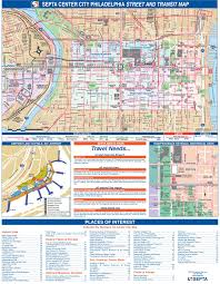 Septa Train Map Philadelphia Maps Pennsylvania Us Maps Of Philadelphia Filemap Of