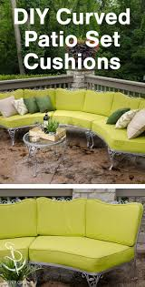 Custom Patio Furniture Cushions by 92 Best Outdoor Living Images On Pinterest Outdoor Living