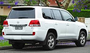 toyota cruiser 2007 toyota land cruiser information and photos zombiedrive