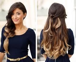 Frisuren Lange Haare Alltag by Einfache Frisuren Alltag Lange Haare Mode Frisuren
