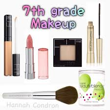 7 th grade middle makeup for tweens beauty tips