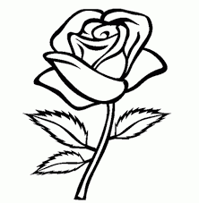 coloring pages flower coloring pages for girls easy printable