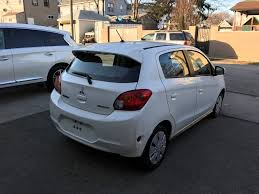 mitsubishi mirage hatchback used 2015 mitsubishi mirage hatchback 6 990 00