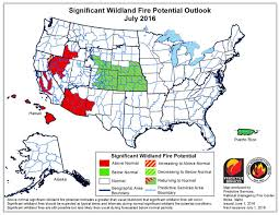 Wildfire Areas by June 2016 U2013 Page 8 U2013 Wildfire Today
