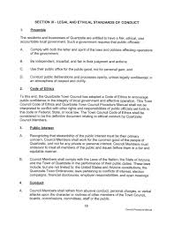 index of support docs town council procedure manual images