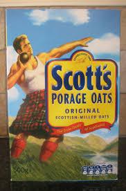 porridge made with scott u0027s porage oats no scottish breakfast