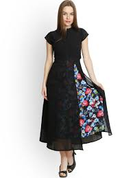 black dress buy black dresses for women in india myntra