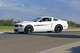white 2009 mustang white stangs with black rims the mustang source ford mustang