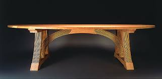 build your own dining table slat and rivet dining table reader39s gallery fine woodworking build