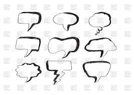 speech bubble hand drawn 100 speech bubble download free vector pop art style