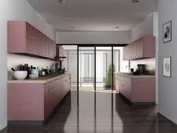plan cuisine en parall鑞e parallel shaped modular kitchen parallel shaped modular kitchen