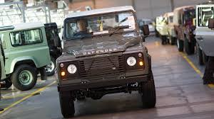 new land rover defender coming by 2015 return of jaguar u0027s land rover defender relished by off road fans