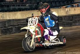 motocross bike setup 3wheeler world battle at the barn des moines iowa flat track