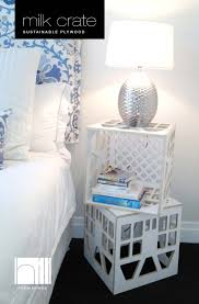 milk crate shelves rather than toss milk crates save them here are 10 nifty ways to