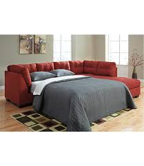 Affordable Sleeper Sofas Maier Sleeper Sectional Righ Side Chaise