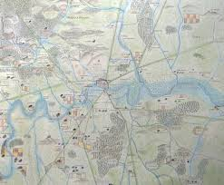 Furry Map Anglo Saxon London Map Updated Londonist
