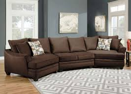 sectional sofas with chaise and cuddler overheaddoorsorlandofl com