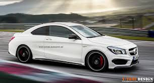 mercedes 3 door coupe what if the mercedes was a proper coupe